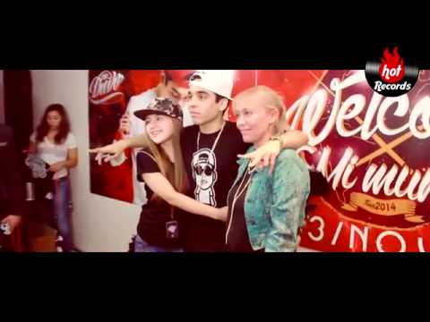 MC DAVO - WELCOME MI MUNDO CONCIERTO MONTERREY 23NOV14 (VIDEO OFICIAL)