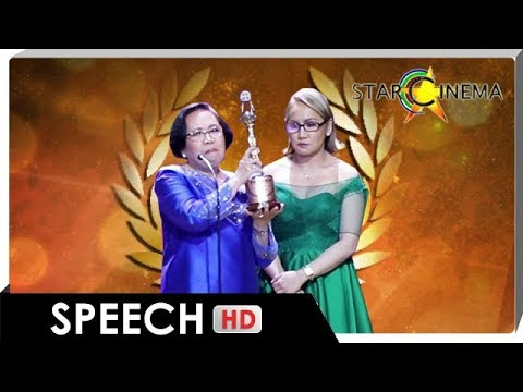 FULL SPEECH | Mommy Rosario is the proudest over Vice  Ganda's newest award