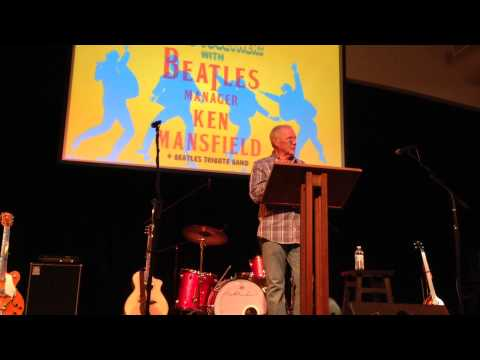 Beatles Apple Records Manager Ken Mansfield - Part 13
