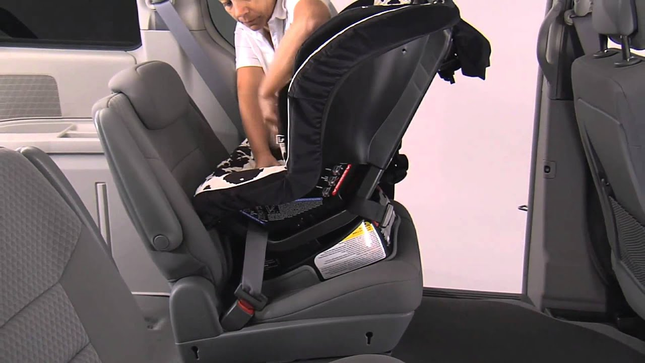 Britax First Class Plus Rear Facing Youtube