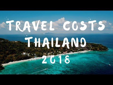 How to travel in Thailand 2018 (Phi Phi island, Krabi, Bangkok) Travel /Accommodation / Food