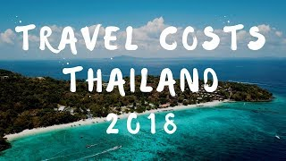 How to travel in Thailand 2018 (Phi Phi island, Krabi, Bangk...