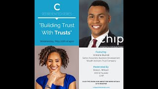 Represented Series Episode 1 | Antoine Burrell, Senior Associate, Business Dev., Wealth Adv. Trust