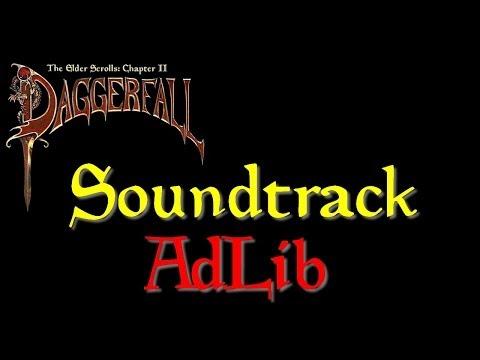 Daggerfall Soundtrack (AdLib)