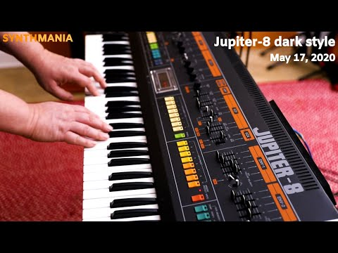 Jupiter-8 dark style May 17, 2020