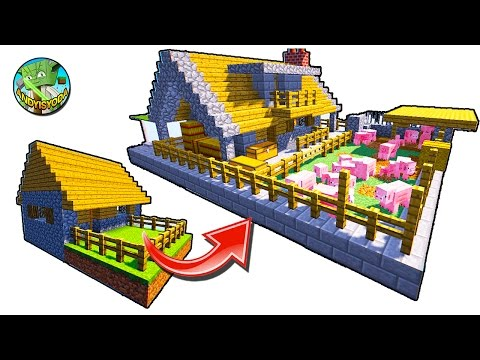 How to Transform a Minecraft Village Butcher