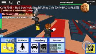 Playing Roblox with colts 796 (funny moments)