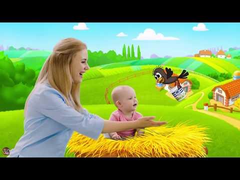 Украинская реклама Простоквашино для детей, 2018