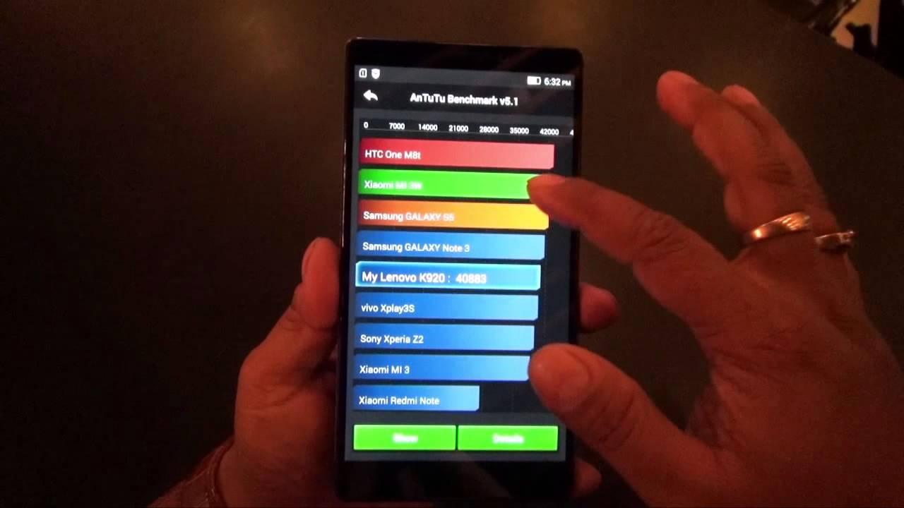 Видео-обзор смартфона Lenovo Vibe Z2 Pro K920 - YouTube