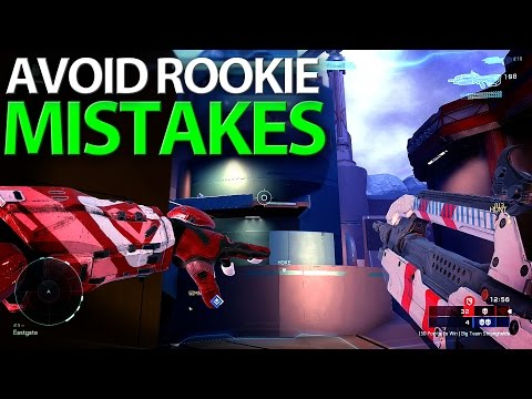 Halo 5 - Avoid Rookie Mistakes - BTB Boulevard Strongholds from YouTube · Duration:  8 minutes 6 seconds