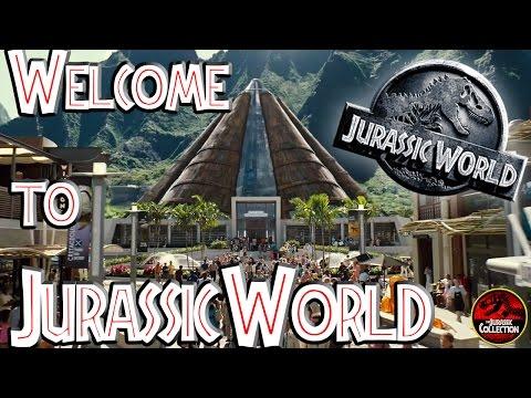 WELCOME TO JURASSIC WORLD | Jurassic World | Behind the Scenes