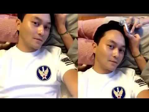 張智霖躺袁詠儀大腿放松 高調秀恩愛 - YouTube