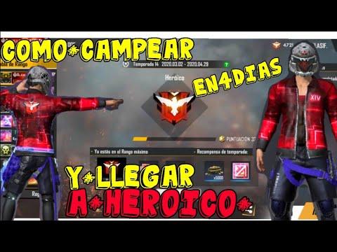 COMO SER HEROICO EN4DIAS CAMPEANDO CLASIFICATORIA TEMPORADA14 How To Be Heroic In 4 Days Of Camping