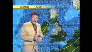 BBC Weather 5th May 1997: Winter returns