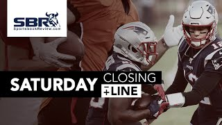 NFL Wild Card Weekend Picks & Betting Odds Preview | Closing Line