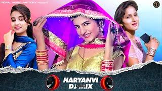 Haryanvi DJ Mix Song 2021| Renuka Panwar, Aarju Dhillon, MissAda | New Haryanvi Songs Haryanavi 2021