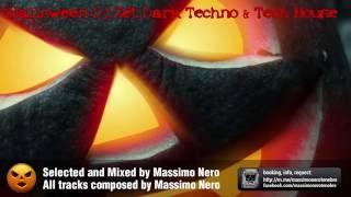 Dark Techno Minimal Halloween Mix  |HD| Gothic Tech House Massimo Nero.
