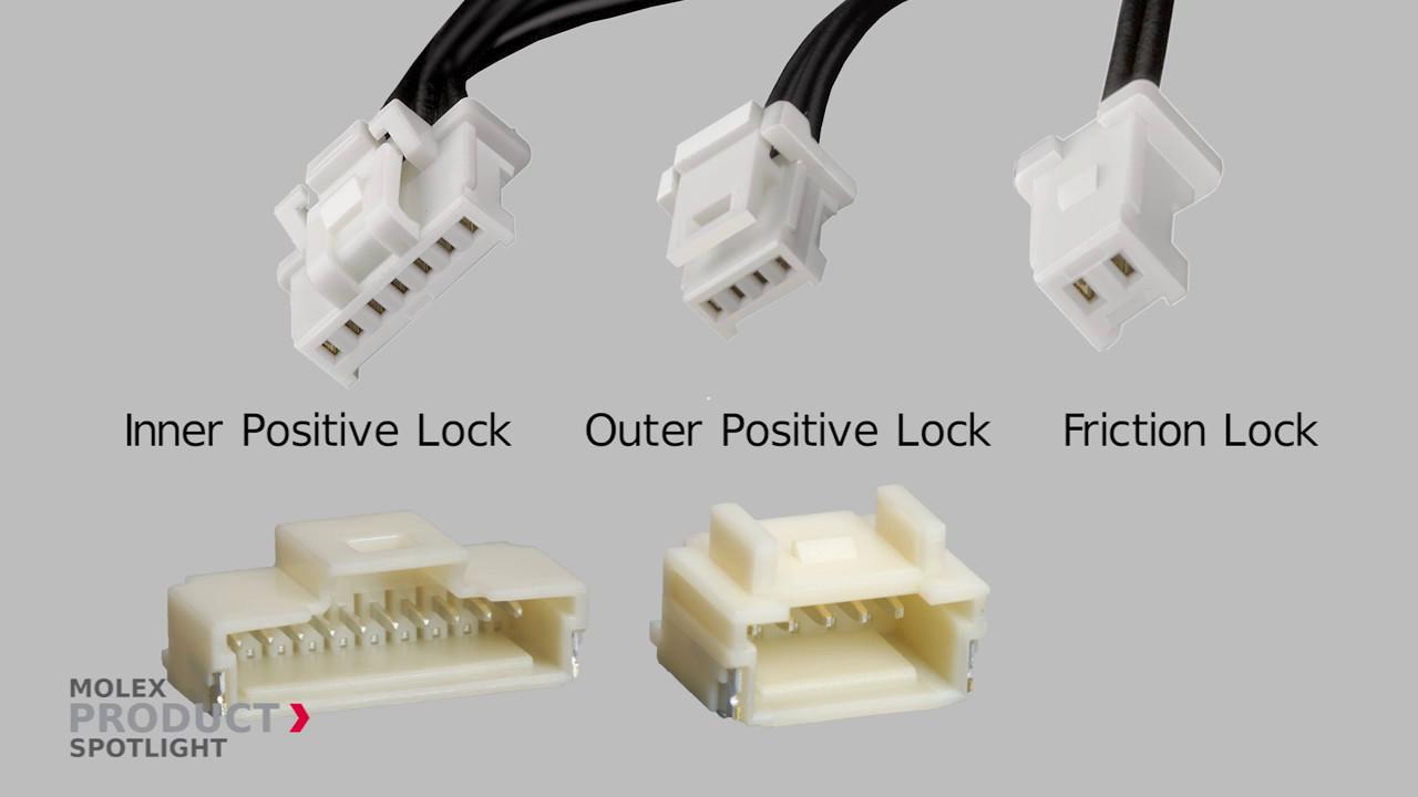 Molex- Product Spotlight - Pico-Clasp™ Wire-to-Board Connectors