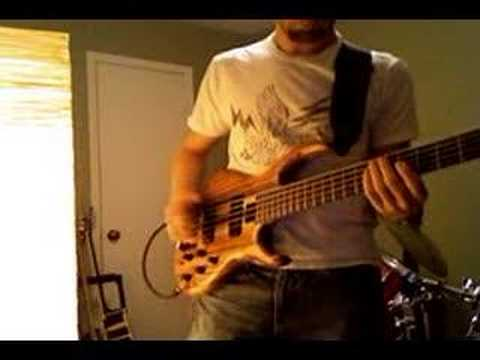 Victor Wooten cover, Sex In A Pan, Me And My Bass Guitar Jam