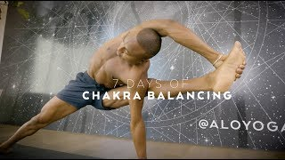 Introducing 7 Days of Chakra Balancing!