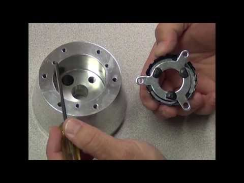 Corvette Adaptor to Horn Contact Plate Installation Tips
