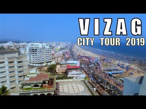 Vizag City Tour   Andhra Pradesh    2019    Facts    Full City View    Debdut YouTube