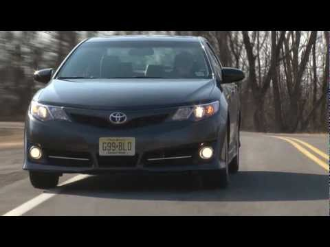 2012 Toyota Camry SE - Drive Time Review with Steve Hammes