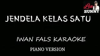 Download Mp3 Jendela Kelas Satu || Iwan Fals Karaoke || Piano Version