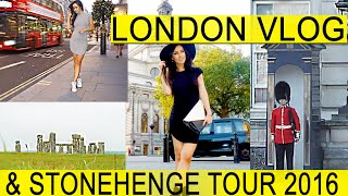 London Vlog 2016! | Lady Code | Lisa Opie