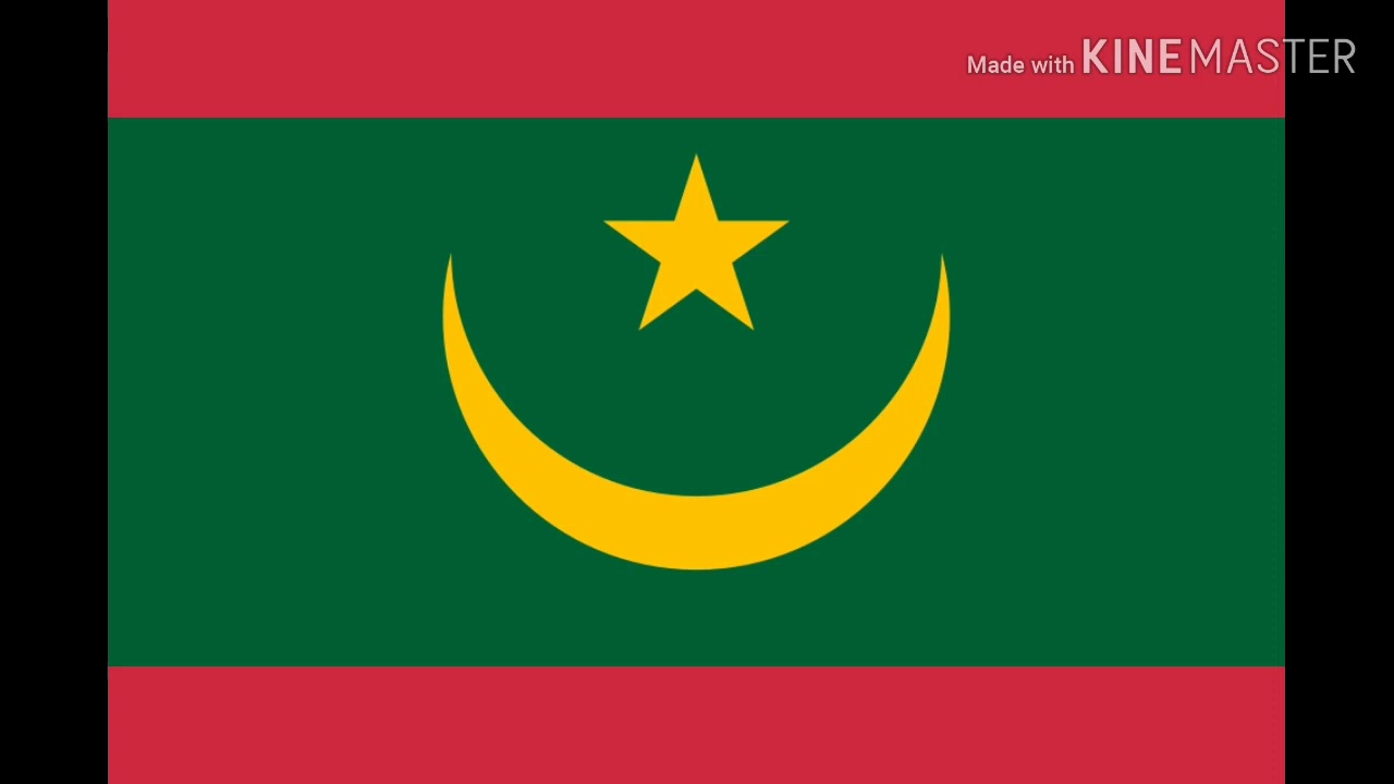 what does the mauritania flag mean