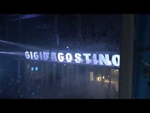 Ininterrottamente - Gigi D'Agostino Live @ Pala Alpitour 18/11/2017