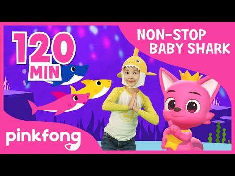 Ba Shark Medley  +Compilation  Ba Shark  Pinking Songs for Children