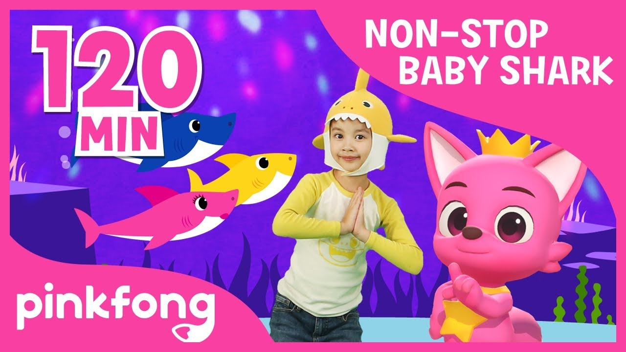 Baby Shark Medley Compilation Baby Shark Pinking Songs For Children