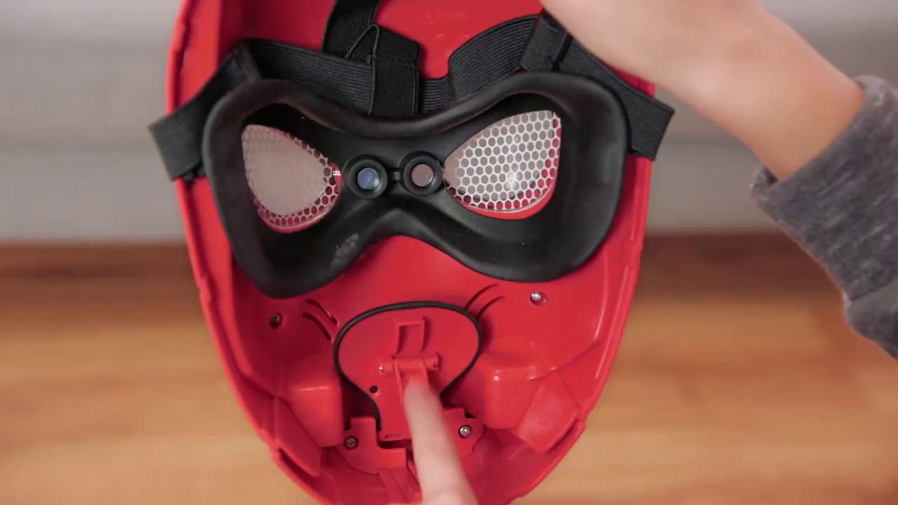 Человек паук возвращение домой маска