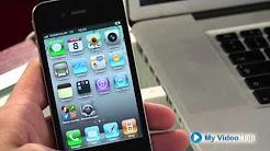 iPhone 4 Autokorrektur ausschalten. Texterkennung auschalten T9