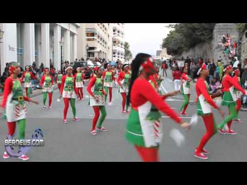 2010 Christmas Parade 2 - St George's Dancerettes