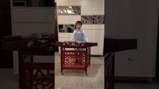 Publication Date: 2020-12-04 | Video Title: 北角官立小學2E班(26)黃梓軒 揚琴表演「學貓叫」