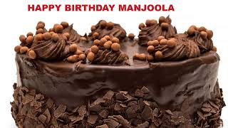 Manjoola - Cakes Pasteles_53 - Happy Birthday