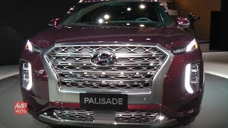 2020 Hyundai Palisade - Exterior And Interior Walk-around - 2018 LA Auto Show