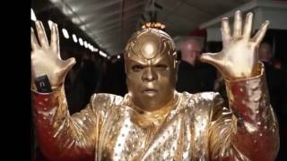 ceelo green wears this to the grammy awards