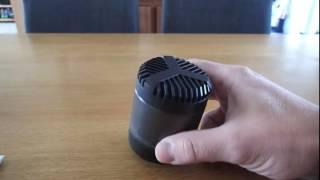 Métal Enceinte Portable Bluetooth Forceatt® Haut, La petite enceinte qui en a dans le ventre