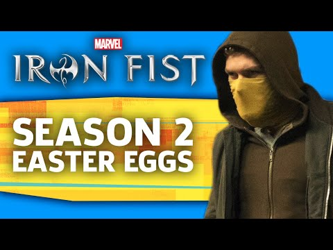 Marvels Iron Fist Season 2  Spoiler Review, Easter Eggs, & Comics References!