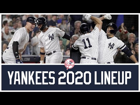 New York Yankees 2020 Lineup Preview