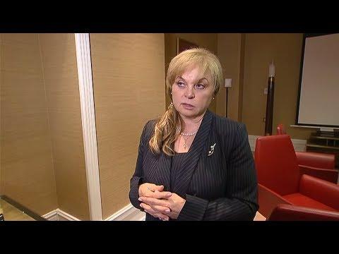 «Убежал под моим натиском»: глава ЦИК Памфилова рассказала о напавшем на неё мужчине