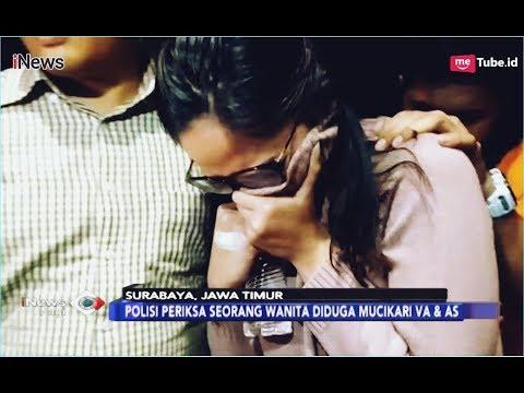 Polda Jatim Periksa Wanita Diduga Mucikari Artis VA dan AS - iNews Pagi 06/01
