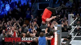 FilGoal | اخبار | بالفيديو- نتائج Survivor Series: أعضاء