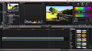 Final Cut Pro X Advanced Tutorial - Secondary Color Corrections