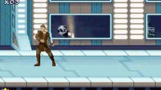 Star Wars Episode II - Attack of the Clones (GBA)