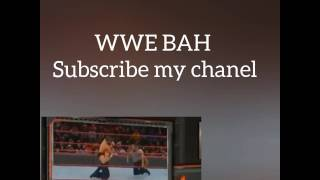 Dean Ambrose vs The Miz Full Match Intercontinental Championship - WWE Raw 15 May 2017