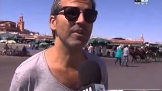 إرتفاع عدد السياح الوافدين على المغرب بنسبة %13